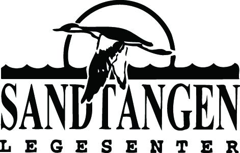 Sandtangen Legesenter logo