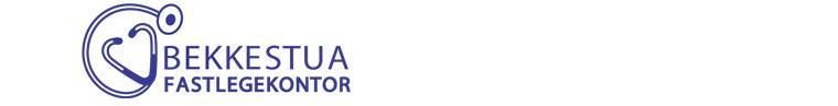 Bekkestua Fastlegekontor sin logo