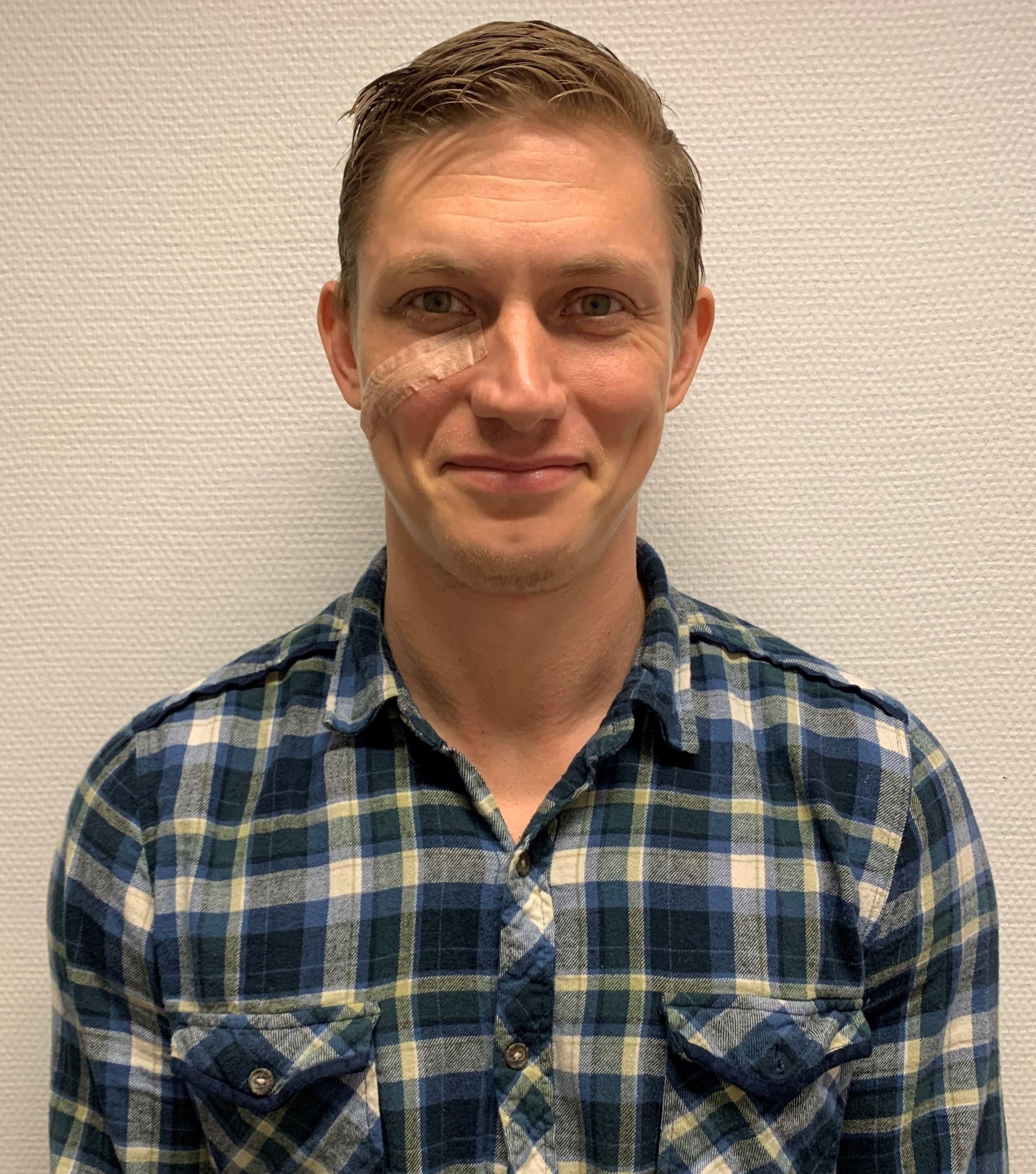 Bilde av Gustaf  McMahon