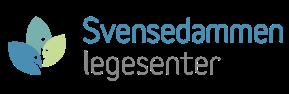 Svensedammen Legesenter  sin logo