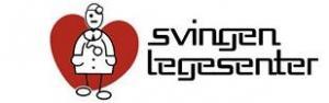 Svingen Legesenter sin logo