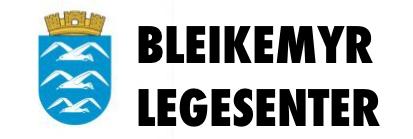 BLEIKEMYR LEGESENTER sin logo