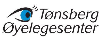 Tønsberg Øyelegesenter sin logo