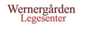 Wernergården Legesenter sin logo