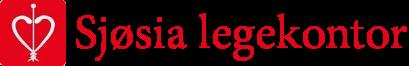 Sjøsia Legekontor sin logo
