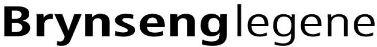 Brynsenglegene logo