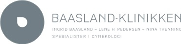 Baasland-klinikken sin logo