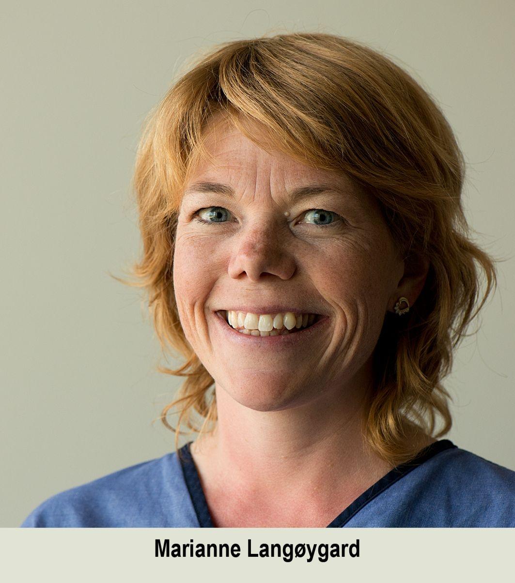 Bilde av Marianne  Langøygård