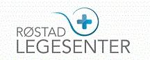 Røstad Legesenter sin logo