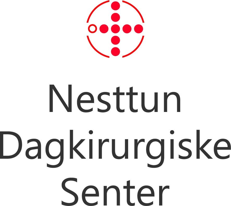 Nesttun Dagkirurgiske Senter sin logo