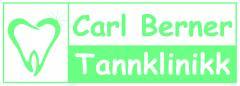Carl Berner Tannklinikk sin logo