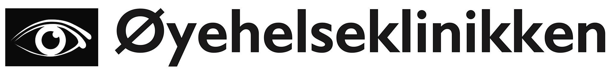 ØYEHELSEKLINIKKEN sin logo