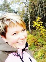 Bilde av May-Lis Finne Rød Lygre