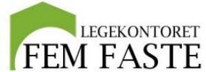 Legekontoret Fem Faste logo