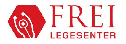 Frei Legesenter  sin logo