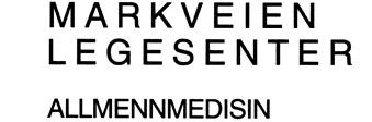 Markveien legesenter sin logo