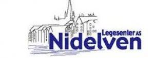 Nidelven Legesenter DA sin logo