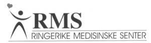Ringerike Medisinske Senter sin logo
